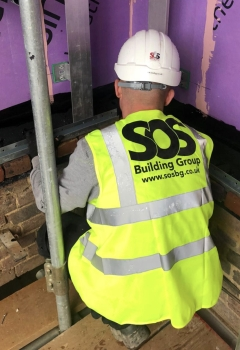 Brick Slips - Brick Tiles cladding - Brick Slips - Corium Installers fitters cladding - fitters - installers - fast clad - Commercial brick slip fitters - cladding - nationwide, brick slips uk,shop fitting,hotels