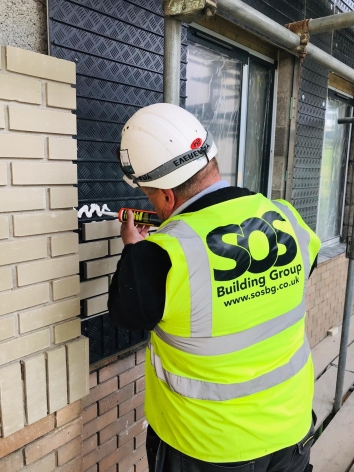 Brick Slip Tracker Panels,Cladding - Brick Slips - Render - Brick Tiles - cladding - Rain Screen - Brick Slips - Stone Veneer - Stone Panels - fitters - installers